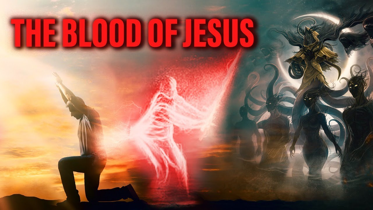 A Powerful Prayer Of Warfare Applying The Blood Of Jesus For Protection | WATCH THIS !!