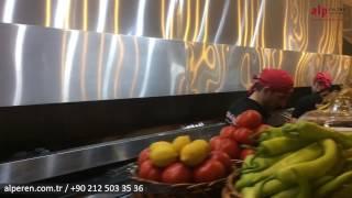 Elektrostatik Filtre - İstanbul / Alperen Mühendislik Video