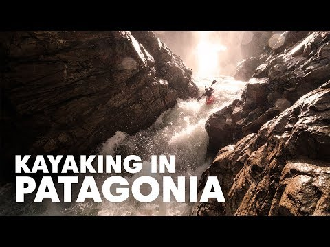 Kayaking Patagonia's 3