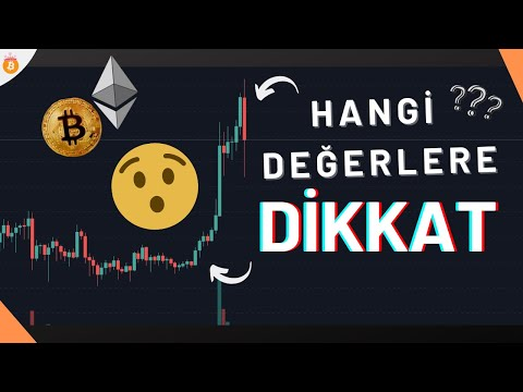 Bitcoin ve Ethereum Ne Olacak? (Bence …) 💣 💣 💣