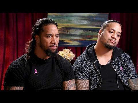 The Usos explain their recent mean streak: Exclusive Interview