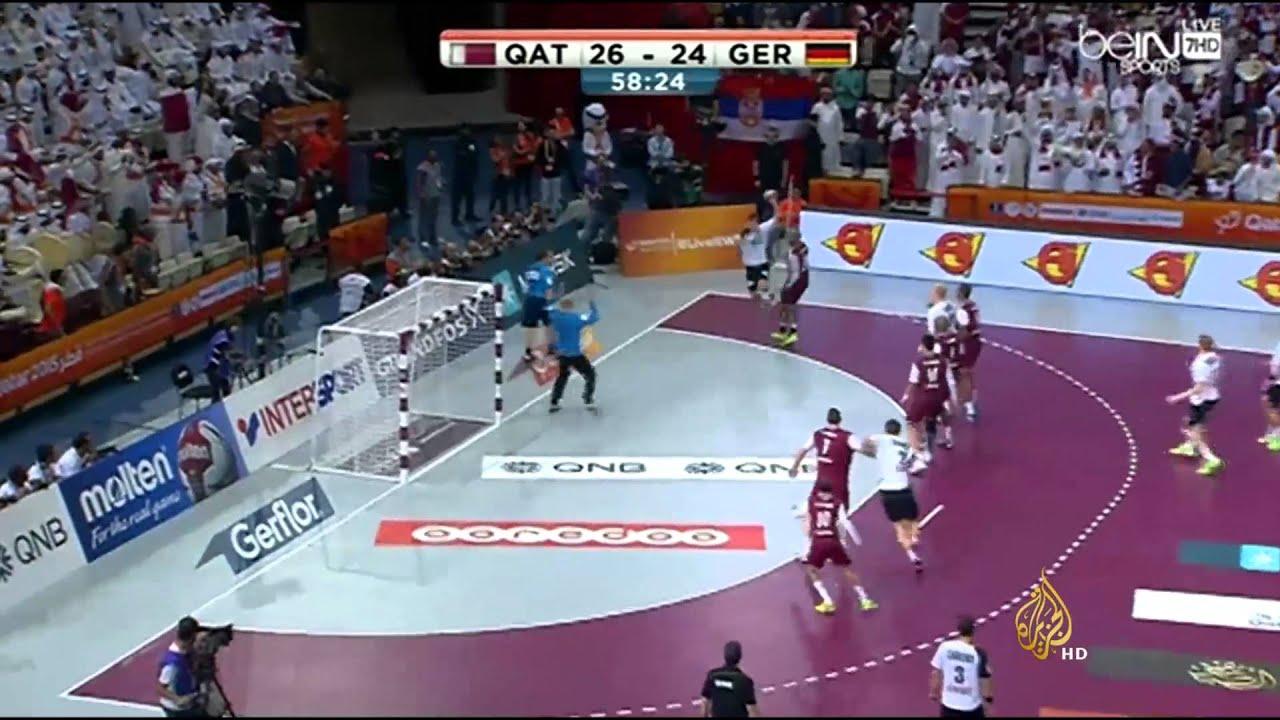 نهائي كأس العالم لكرة اليد