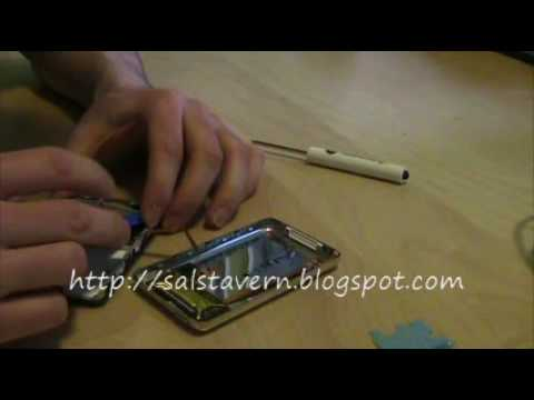 iPod Video 5G: Replace Hard Drive (HDD)