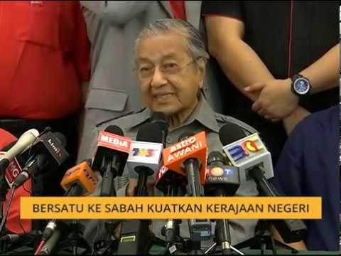 Komen Pagi 16 Feb: Bersatu ke Sabah, 47 tahanan Kemboja dilepaskan & PRK Semenyih