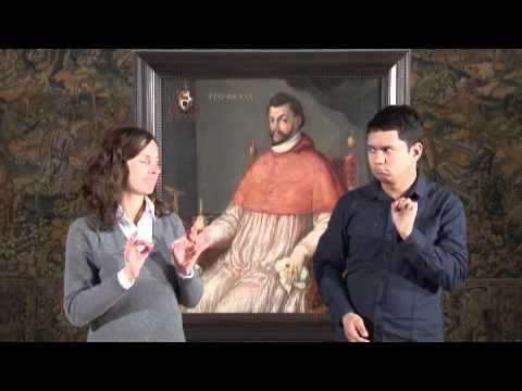 Salzburg Museum Gebärdensprache