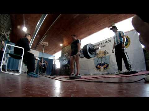 Powerlifting Bariloche 2012