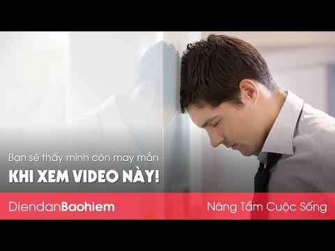Diễn đàn Bảo Hiểm | Quảng cáo | Bạn sẽ cảm thấy may mắn khi xem xong video này