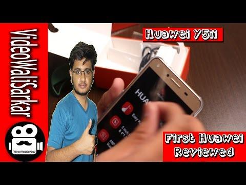 Huawei Y5ii Unboxing+Review+Gaming