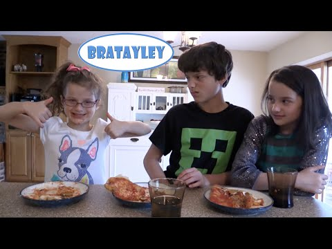 Thumbnail: Pizza Challenge with Bratayley (WK 224)