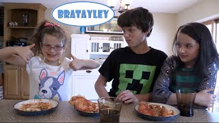 Pizza Challenge with Bratayley (WK 224)