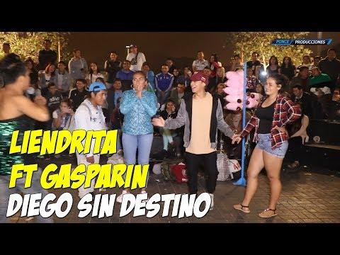 LIENDRITA FT GASPARIN Y DIEGO SIN DESTINO //  CÓMICOS AMBULANTES DEL PERÚ