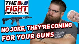 NEW ATF PISTOL BRACE RULE WOULD TURN MILLIONS TO FELONS | Fight For Gun Rights