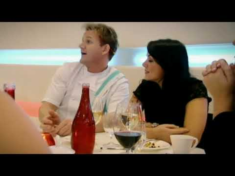 Martine McCutcheon gets interviewed - Gordon Ramsay