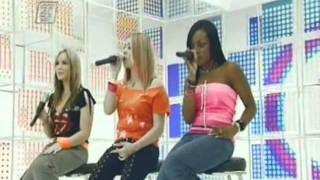 Sugababes - Shape (Popworld 2003)