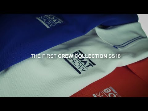 THE BOAT SHOW NEW APPAREL COLLECTION OUT NOW!