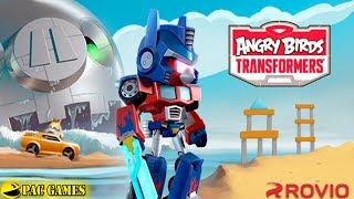 All NEW Transformers Unlocked 2019 - Angry Birds Transformers