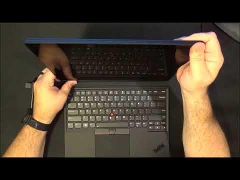 Lenovo Yoga Book — обзор «инновационного планшета» - YouTube