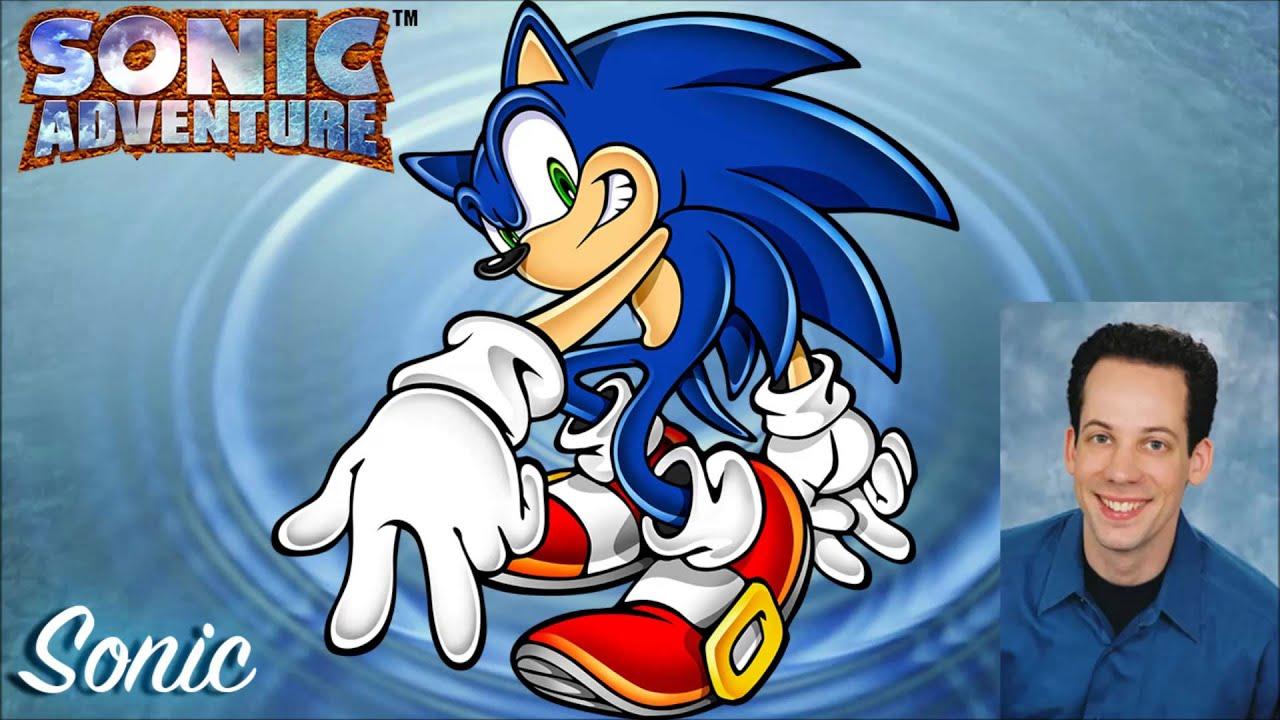 Sonic [Voice clips] ~ Ryan Drummond (Sonic Adventure) - YouTube