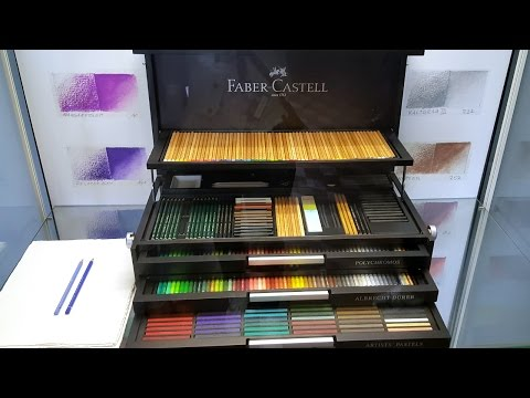 My trip to Faber-Castell Stein/Nürnberg | Castle, Laboratory and Pencil Factory | Emmy Kalia