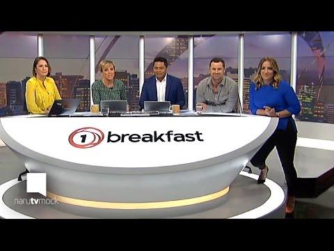 TVNZ 1 Breakfast - Montage: 31st October 2016