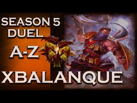 Smite: Season 5 Duel A-Z!   Xbalanque   Fear The Night   #88