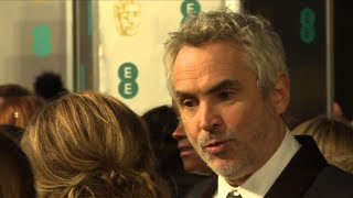 Stars walk the red carpet at the Baftas