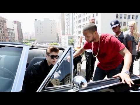 Justin Bieber Boyfriend Behind The Scenes HD