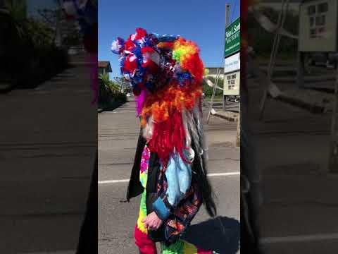 Cedarcrest Middle School Band | Flag Day Parade | Ocean Shores, WA