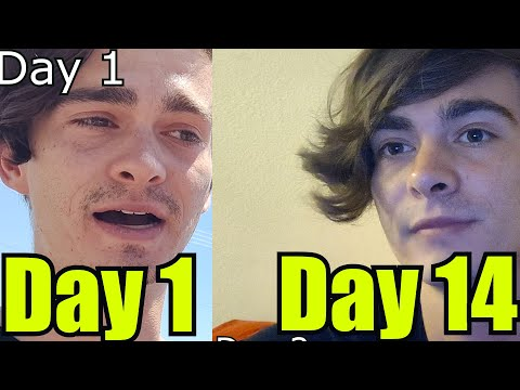 Withdrawing from Alcohol for a week and filming it. Alcohol Timeline and Vlog