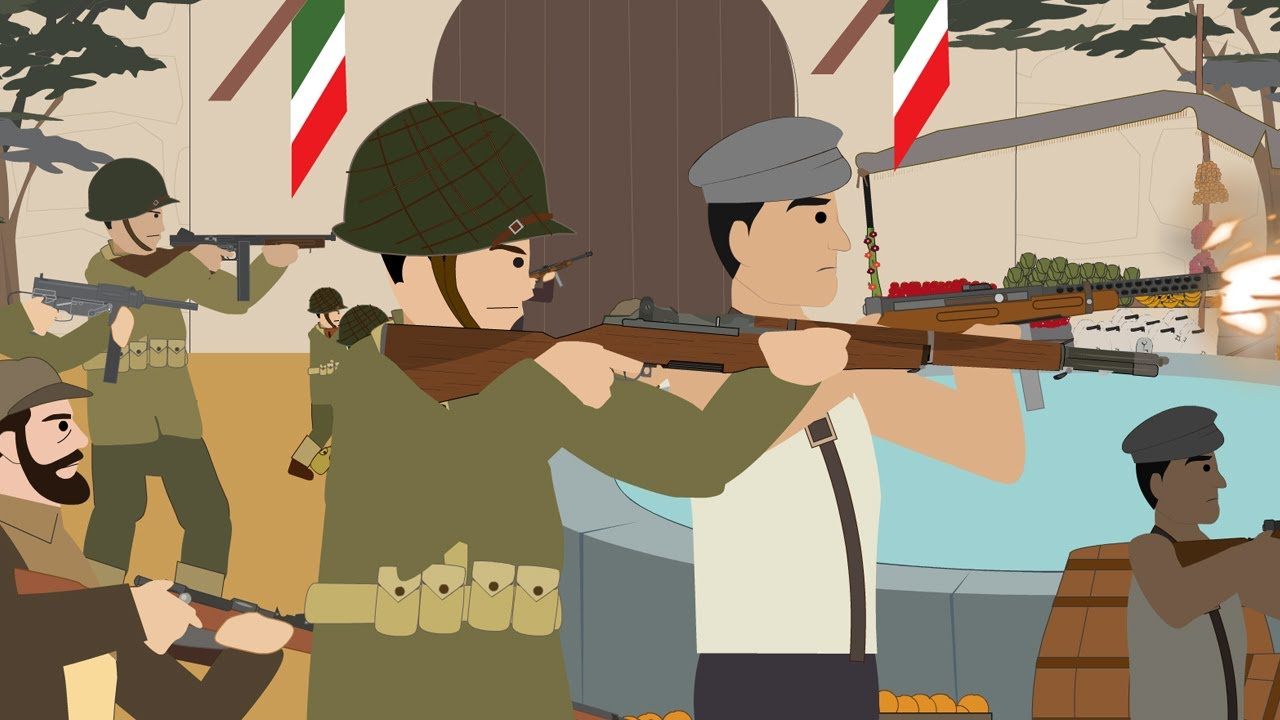 How the Mafia and U.S. Military Collaborated in WWII