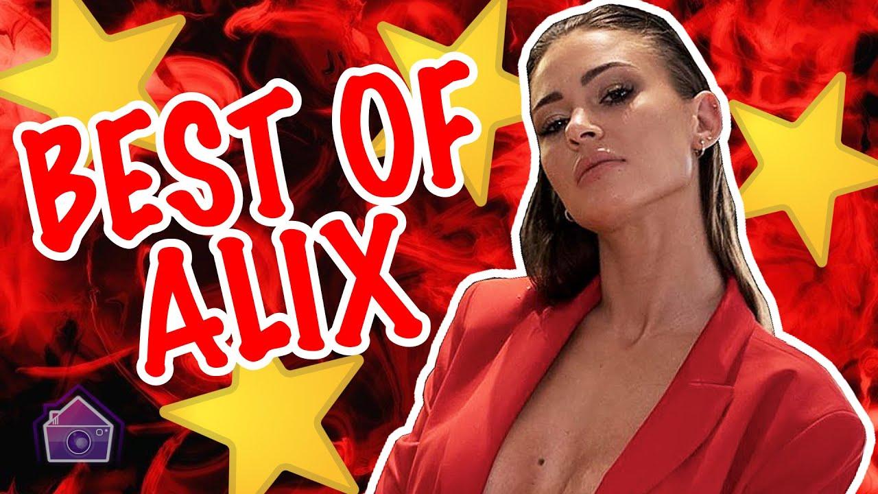 Alix (Les marseillais) : Ses meilleurs moments avec Julien Bert, son ex Benji Samat (Best of)