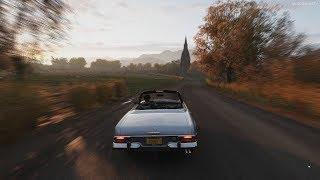 Forza Horizon 4 - 1967 Mercedes-Benz 280SL Gameplay [4K]