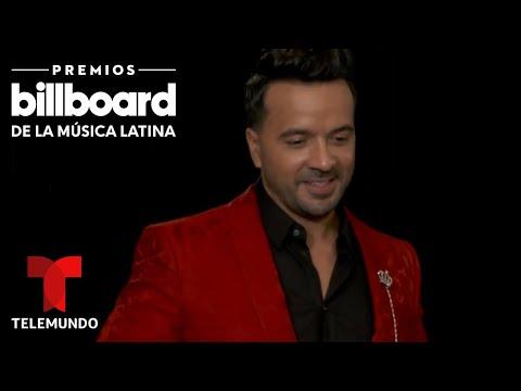 Premios Billboard 2020: Luis Fonsi habla de Armando Manzanero