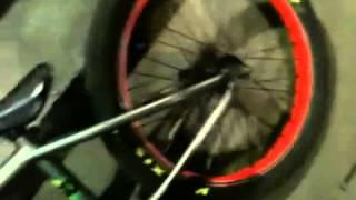 Stereo plug in 2012 bike check