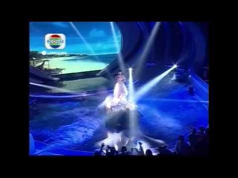 Lesti - Sumpah Benang Emas - Konser Final 6 Besar - DAcademy Indonesia