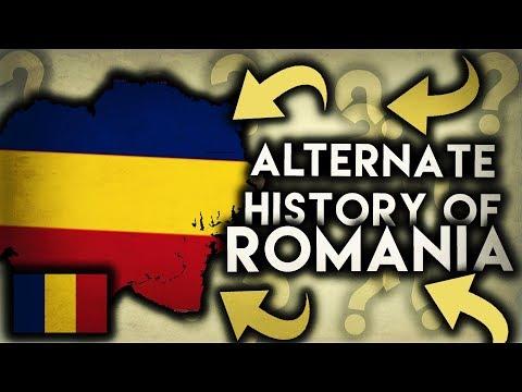 Alternate History of Romania: (1848-2018)