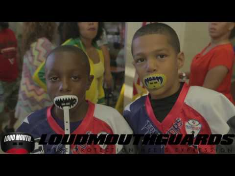 Loud Mouth Guards  Battle of the Alamo