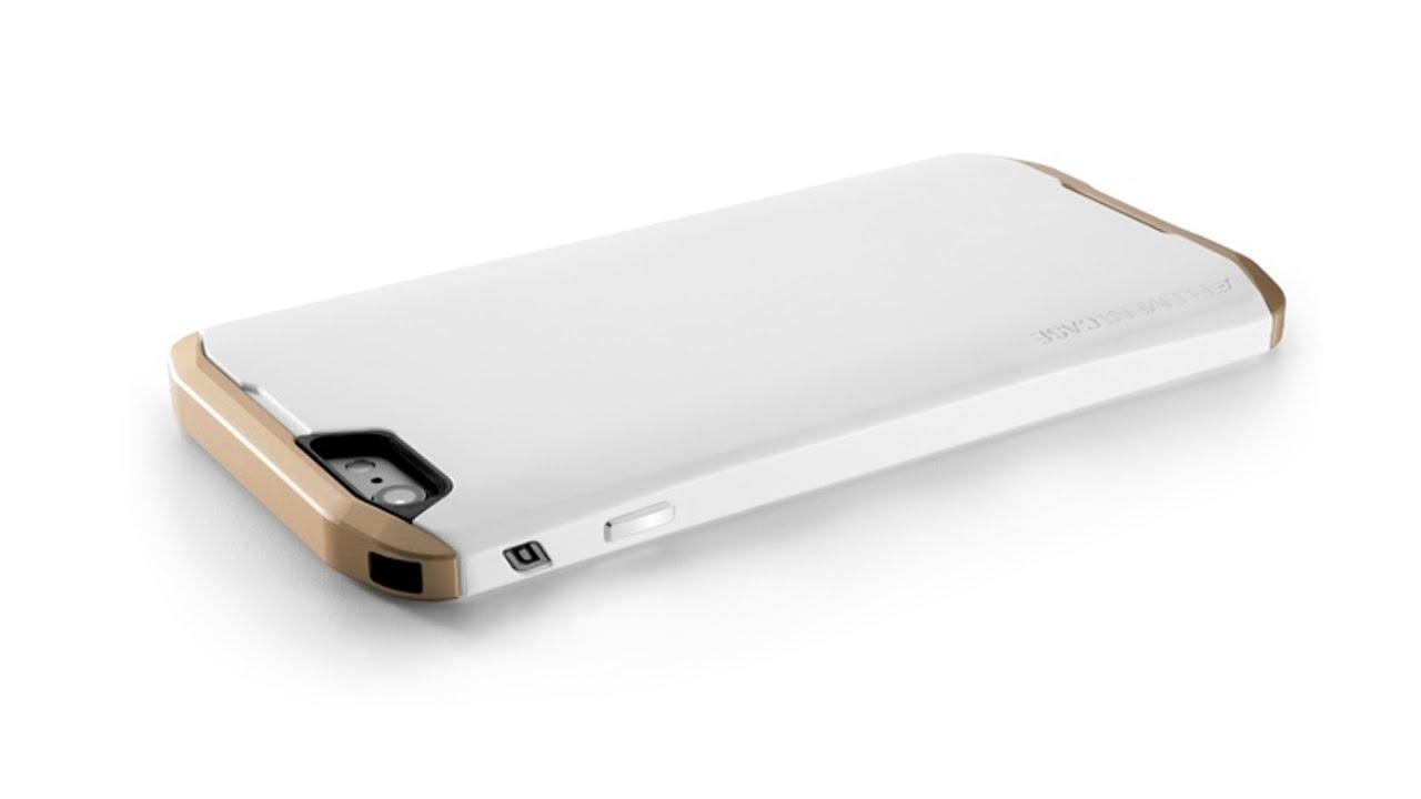 af36985f453 Funda Para iPhone 6 Plus Solace Element Case Resistente - $ 489.00 en  Mercado Libre