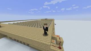 Marble Machine by Wintergatan - Minecraft cover