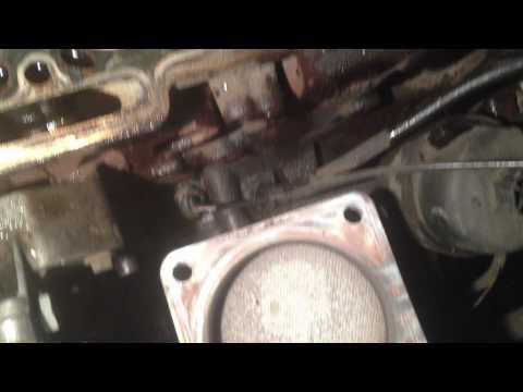 PEUGEOT-307 1.4, перегрев двигателя. Автосервис Www.peugeot-moscow.com