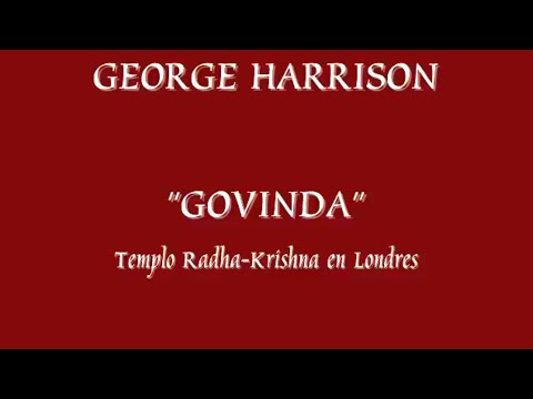 george-harrison---govinda:-entire-video
