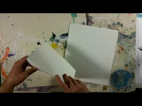 BeckerArt Paper Ripping Deckled Edge