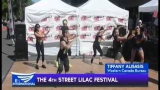 The 4th Street Lilac Festival
