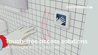 dormakaba Touch-free access solutions