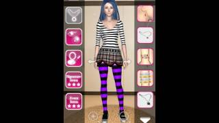 Style Me Girl - Level 66 : Stripes