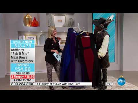 HSN | Antthony Design Original Fashions 10.30.2016 - 02 PM