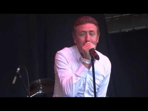 STIMULATION  WA WA NEE  AT THE MYER MUSIC BOWL MELBOURNE 111216