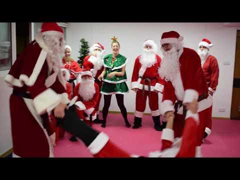 SPORT KARATE COALITION Santa Claus 2016