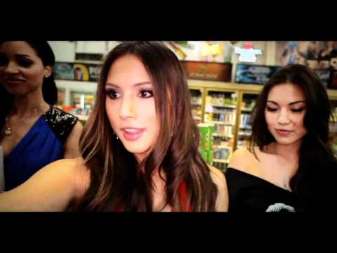 Erica Ocampo in Like a G6 - Far East Movement