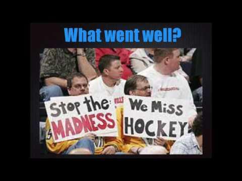 2004 NHL Lockout Case Study